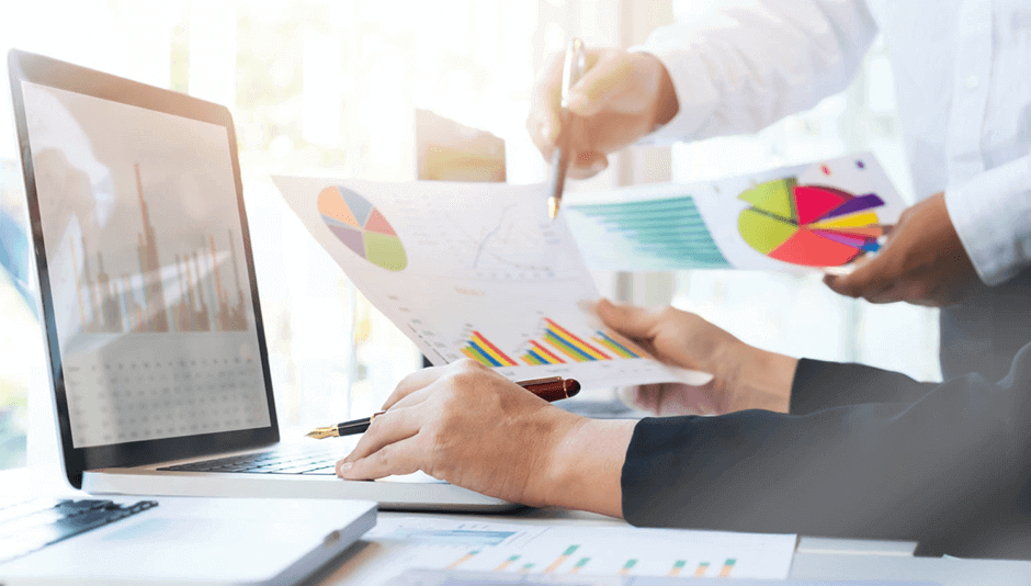 análisis de informes empresariales